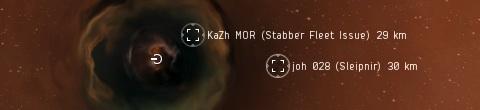 Stabber joins Sleipnir