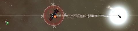 Tengu shoots back