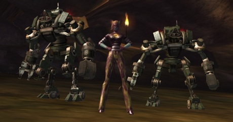 Magnet Magnetson, Robot Mastermind